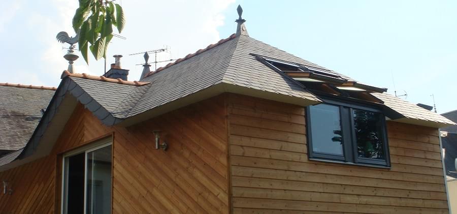 Verri re 4 fen tres avec volets roulants r alisations for Remplacer une fenetre de toit